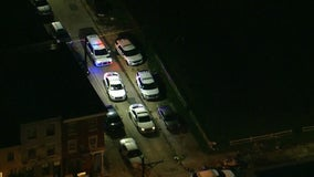 Officer suffers graze wound while responding to reported carjacking in North Philadelphia
