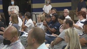 Spring-Ford Area School District officials and parents hold heated meeting over mask mandate