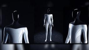 Elon Musk introduces humanoid robot prototype at Tesla AI Day