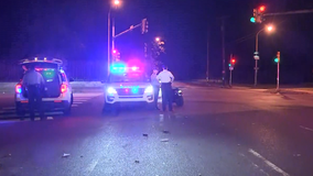 Off-duty police officer injured in hit-and-run in Hunting Park