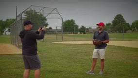 Want to have a catch? Montgomery County man hopes to play baseball with 162 people