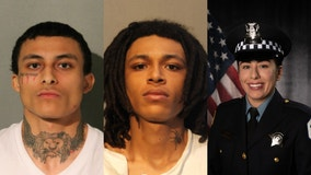 Brothers charged after 2 Chicago cops shot during traffic stop, killing Officer Ella French