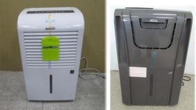 2 million dehumidifiers in US recalled over potential fire hazard