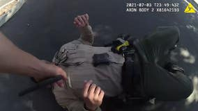 Experts share criticism of video showing California sheriff overdosing from fentanyl exposure