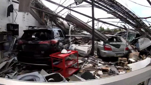 July 29 tornado outbreak had more tornadoes than any other outbreak on record in Southeastern PA, NJ