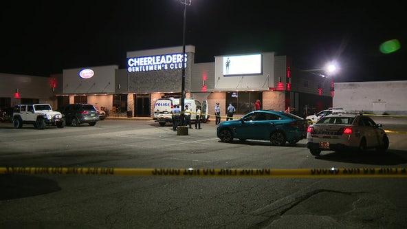 Cheerleaders shooting: Man, 28, dies following robbery, shooting outside gentleman's club