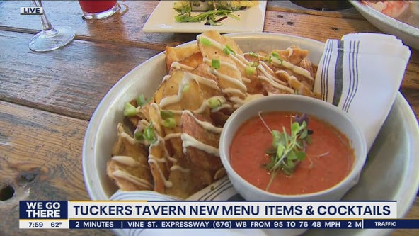 Tucker's Tavern on Long Beach Island features new menu and cocktail items