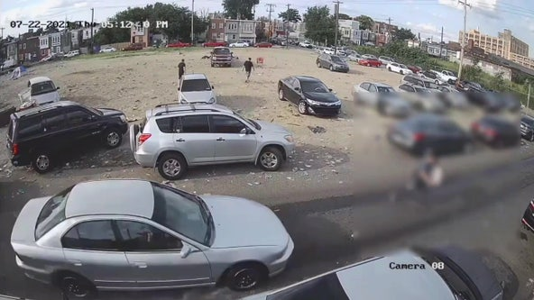 Hit-and-run suspect sought after striking 41-year-old man in Fairhill