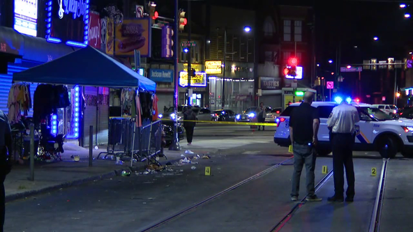 4 wounded in North Philadelphia shooting, police say