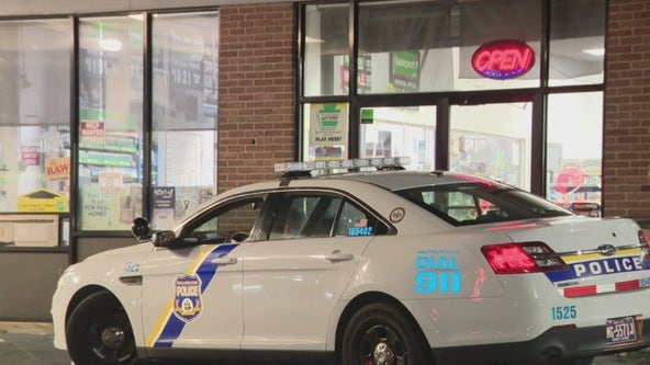 Man shot during attempted robbery in Mayfair