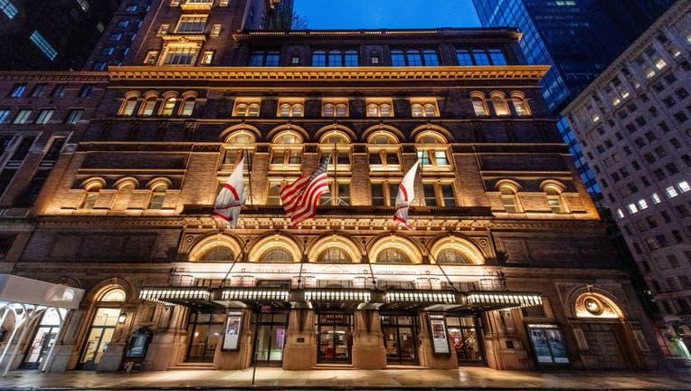 Carnegie Hall (Photo by Roy Rochlin/Getty Images)