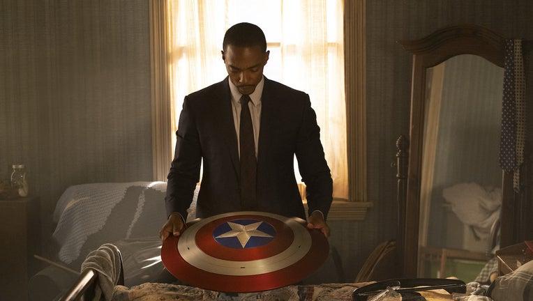 Anthony Mackie Captain America 4