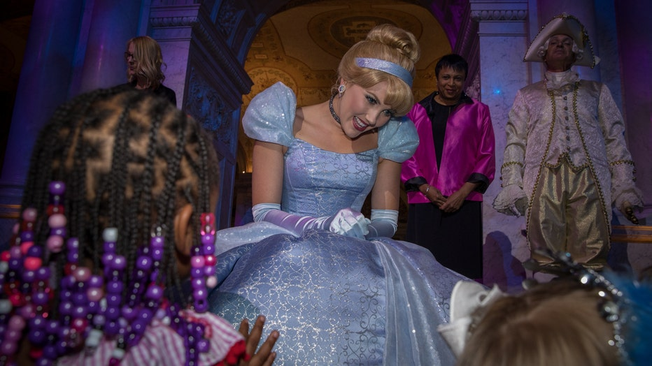 Cinderella inducted into Library of Congress