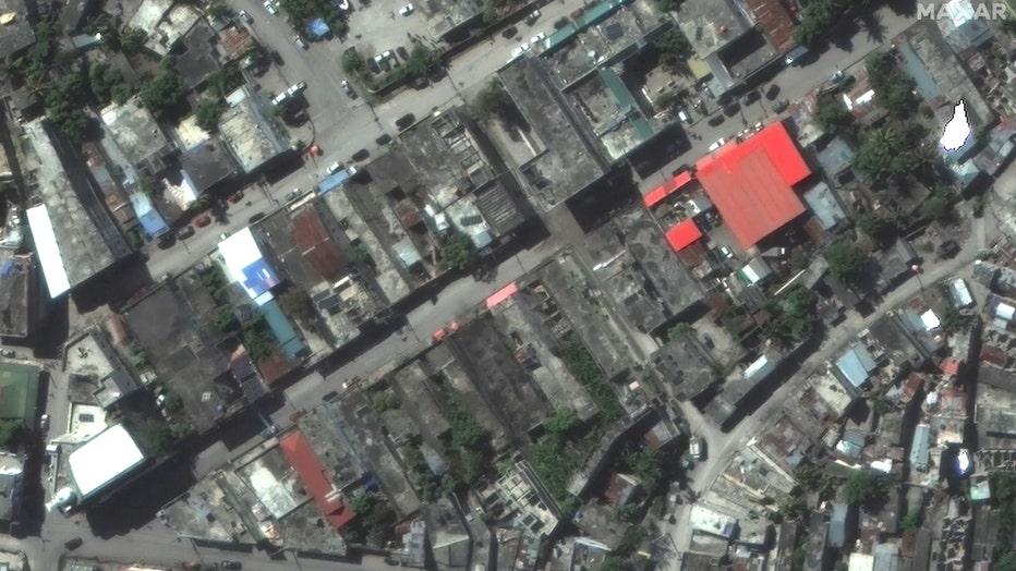 Haiti earthquake still