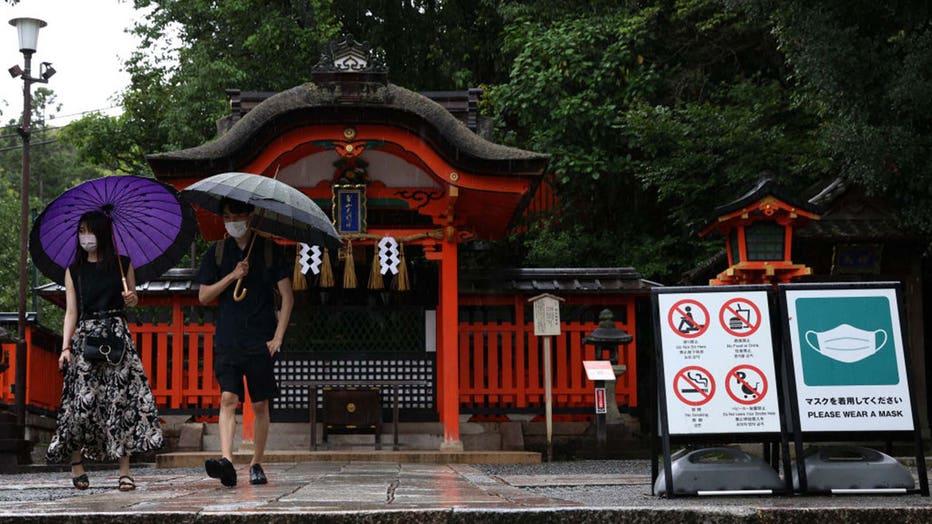 Japan COVID-19