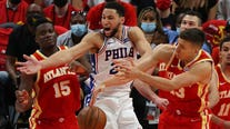 Report: Simmons 'intends to never play another game' for Sixers