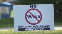 Group of Cherry Hill residents fighting against proposed super Wawa