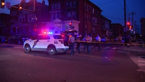 Double shooting leaves 15-year-old in critical condition in North Philadelphia, police say