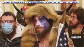 Arizona man known as 'QAnon Shaman' pleads guilty in Capitol riot case