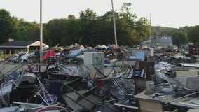 Chester County to open multi-agency resource center for Ida victims as clean up continues
