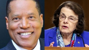 Larry Elder says he would replace Dianne Feinstein with a Republican if he wins California recall election