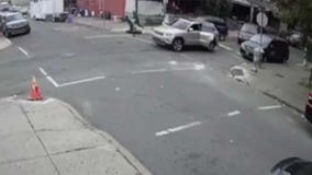 Mantua shooting that injured 4 caught on camera, hours after deadly shooting on same block