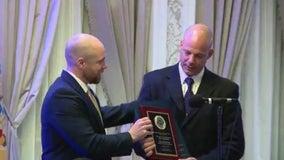 Burlington County PROCOPS Awards Banquet honors law enforcement and citizens