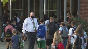 Delaware County students, parents react to Pa. mask mandate as kids head back to class