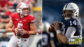 Wisconsin vs. Penn State: Win $10,000 with FOX Big Noon Super 6