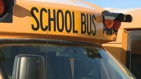 Catalytic converters stolen off of 12 school buses in Burlington County