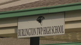Burlington Township High School homecoming to be held outside