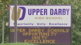 More staff added at Upper Darby High School after student starts fire, fight breaks out causing lockdown