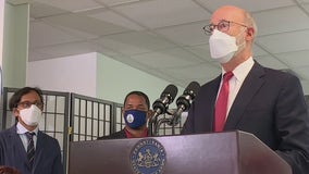 Gov. Wolf visits Kensington, discusses needed legislation to support efforts to curb increased overdoses