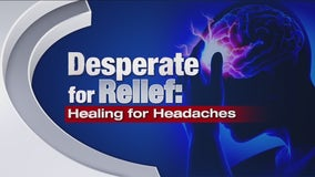 Desperate for Relief: Healing for Headaches
