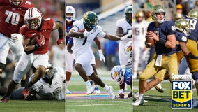 College Football Week 4: Win $25,000 free with FOX Super 6