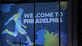 Philadelphia makes pitch to host 2026 FIFA World Cup games