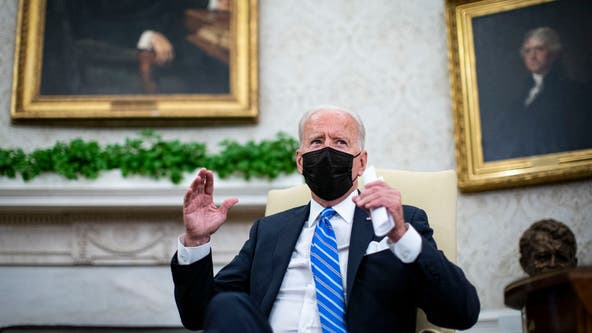 Biden doubling order for global COVID-19 vaccines to 1 billion doses