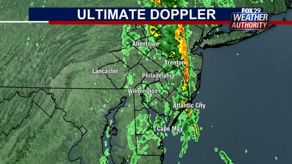 Flash Flood Warnings issued as heavy downpours continue to drench region