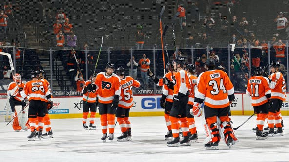 Philadelphia Flyers announce team, staff will be fully vaccinated for 2021-2022 season