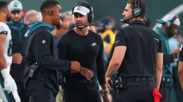 Eagles coach Sirianni builds system around Jalen Hurts' skills