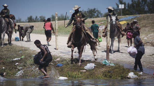 Border crisis: US launches expulsion of thousands of Haitian migrants from Texas