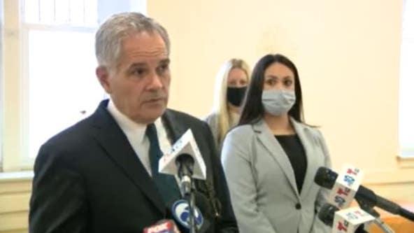 "District Attorney Larry Krasner addresses ""terrible spike"" in gun violence, urges short-term solutions"