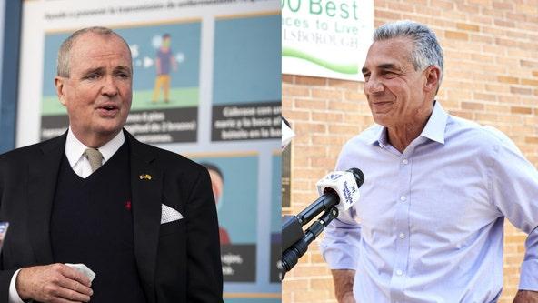Murphy, Ciattarelli clash in New Jersey governor debate