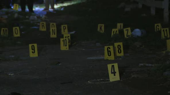 Man extremely critical after gunmen open fire on car in Strawberry Mansion, police say