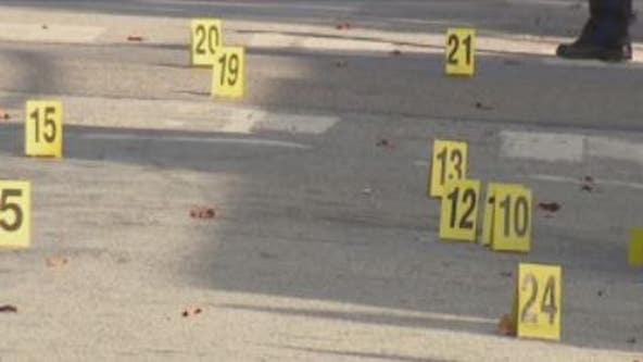 4 killed, 10 injured in violent 24-hour period in Philadelphia