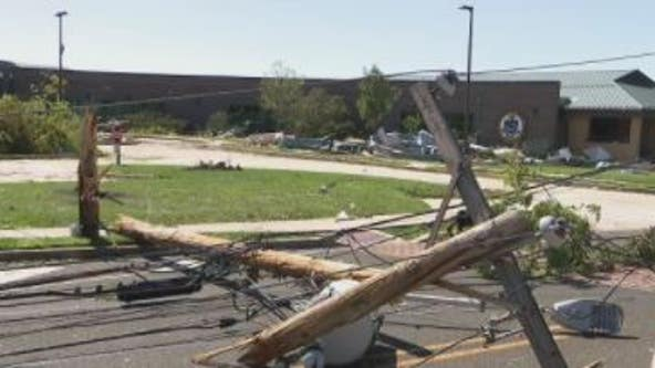 Upper Dublin High School reopens after sustaining damage from Hurricane Ida