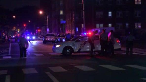 Teens, 14 & 16, injured in shooting near football game in West Philadelphia, police say