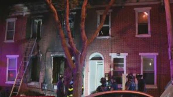 2 killed, nearly a dozen displaced after 2nd alarm fire in Wilmington, Del.