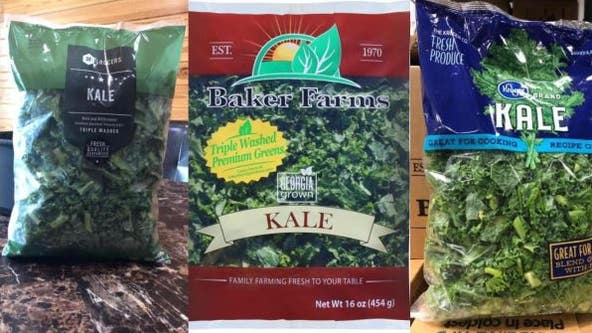 Kale recall: Brands sold in 11 states pulled over listeria concerns