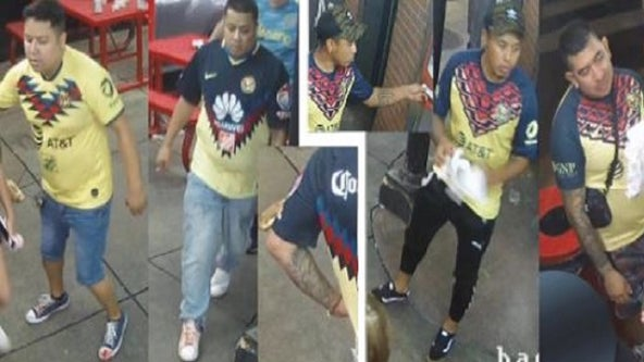 Pat's Steaks brawl: Police release video of suspects wanted in deadly beating at cheesesteak shop